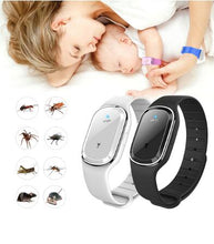 Load image into Gallery viewer, Ultrasonic Anti Mosquito Insect Pest Bugs Repellent - shopbabyitems