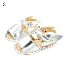 Load image into Gallery viewer, Infant Baby Summer Prewalker Anti-Skid Soft Sole Shoes Toddler Wings Sandals - shopbabyitems