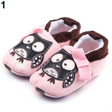 Load image into Gallery viewer, Baby Flag Skull Head Elephant Beetles Eagle Letters Soft Warm Prewalker Shoes - shopbabyitems