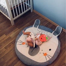 Load image into Gallery viewer, 90CM Baby Play Mat Pad Round Carpet Rugs - shopbabyitems