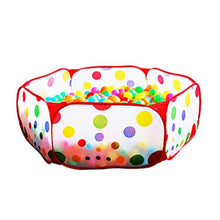 Load image into Gallery viewer, Baby Play Pen - Polka Dot Esagonale Box - shopbabyitems