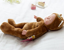 Load image into Gallery viewer, 35CM Plush Stuffed Toys Baby Dolls Reborn Doll Toy - shopbabyitems