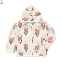 Load image into Gallery viewer, Cute Toddler Summer Sunscreen Jackets Kids Girl Boy Outerwear Fruit Hoodie Coat - shopbabyitems