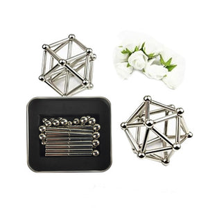 Magnetic Building Blocks Set Sculpture Desk Toys - shopbabyitems