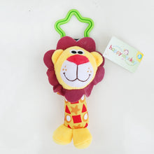 Load image into Gallery viewer, Baby Toys Rattle My First Tinkle Trio Hand Bell Multifunctional Plush Toy - shopbabyitems