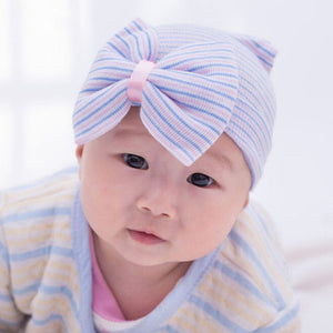 Adorable Newborn Toddler Baby Infant Girl Comfy Big Bowknot - shopbabyitems