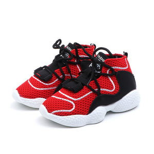 Casual Shoes Light Sport Shoes Kids Sneakers Comfortable Girls Boys - shopbabyitems