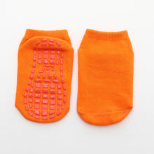 Load image into Gallery viewer, Breathable Non-slip Floor Socks Boy Girl Socks Home Baby Kids Socks Cotton Candy Color Ankle Socks - shopbabyitems