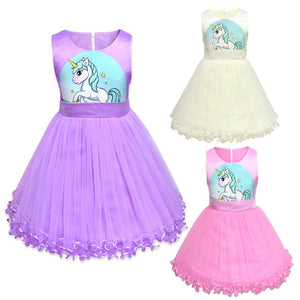 Baby Girl Clothes Little Mermaid Princess Dress - shopbabyitems