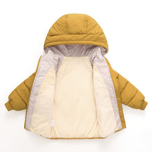 Load image into Gallery viewer, Girls Winter Coats Jackets  Autumn Boys Hooded Jackets - shopbabyitems