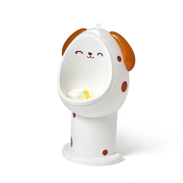 Baby Boy Potty Toilet Training Wall-Mounted Animal Urinal - shopbabyitems