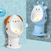 Load image into Gallery viewer, Baby Boy Potty Toilet Training Wall-Mounted Animal Urinal - shopbabyitems