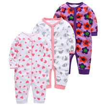 Load image into Gallery viewer, Baby Boys Pajamas Infant Sleepwear Cotton Full Sleeve Children Girl Clothes 5pcs/set Newborn Baby Clothes Ropa bebe Pyjamas - shopbabyitems