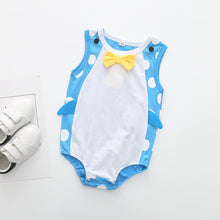 Load image into Gallery viewer, Baby Clothes Summer nan nv Baby Printed Triangle Romper Climbing Clothes Jumpsuit - shopbabyitems