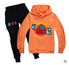 Load image into Gallery viewer, Baby Clothing Sets Children 2-16 Years Birthday suit Boys Tracksuits Kids Among us Sport Suits Hoodies Top +Pants 2pcs Set - shopbabyitems