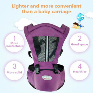 Baby Kid Toddler Newborn Waist Hipseat Hip Seat Wrap Carrier Belt Sling Backpack - shopbabyitems