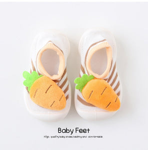 Baby Socks with rubber soles  Floor Non-slip - shopbabyitems