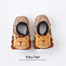 Load image into Gallery viewer, Baby Socks with rubber soles  Floor Non-slip - shopbabyitems