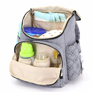 Baby Organizer Maternity Bags For Mother Handbag Nappy Backpack - shopbabyitems
