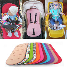 Load image into Gallery viewer, Baby Stroller Seat Cushion Kids Pushchair Car Cart High Chair Seat Trolley Soft Mattress - shopbabyitems