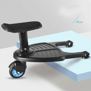 Baby Stroller Step Board Stopping Plate Twins Strollers Accessory Outdoor Activity Board Stroller Baby Seat Standing Plate - shopbabyitems
