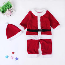 Load image into Gallery viewer, Baby boys girls clothing set winter child Christmas costume - shopbabyitems