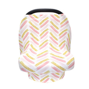 Baby shopping cart cover Breast feeding carseat canopy - shopbabyitems