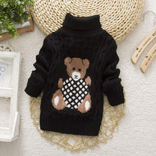 Load image into Gallery viewer, Bear Leader Girls Winter Sweaters 2020 New Fashion Autumn Kids Girl Solid Sweater Children Knitted Clothing Casual Outfit 1 8Y - shopbabyitems