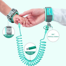 Load image into Gallery viewer, Child Safety Harness Leash Anti Lost Wristband Strap Link Traction Rope - shopbabyitems