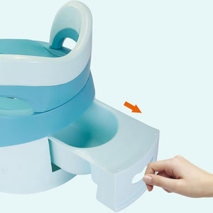 Cute Duck Animal Soft Baby Potty Cartoon Baby Toilet Children's Potty Child Potty Chair - shopbabyitems