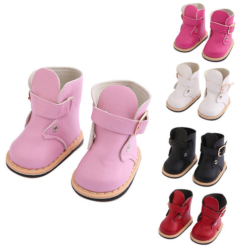 Cute Fashion Boots For 18 Inch American Doll Accessory Girl Toy Gift toy For Children - shopbabyitems