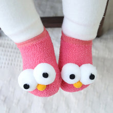 Load image into Gallery viewer, Anti-Slip Socks Slipper Boot Baby Girls Socks Newborn Soft Cute Rabbit Baby Socks - shopbabyitems