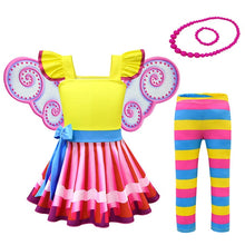 Load image into Gallery viewer, Dressy Girls Princesses Dress up Snow Queen Anna Belle Snow White Sleeping Beauty Costume Kids Fancy Unicorn Evil Queen Minnie - shopbabyitems