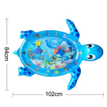 Load image into Gallery viewer, New Design Baby Water Play Mat Inflatable Infant Tummy Time Playmat - shopbabyitems