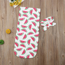 Load image into Gallery viewer, 2Pcs/Set ! Newborn Fashion Baby Swaddle Blanket - shopbabyitems