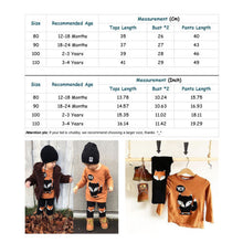 Load image into Gallery viewer, New Arrivels Cotton 2pcs Toddler Baby Boy T-shirt Top+Pants Trousers Outfits Summer Kids Clothes - shopbabyitems