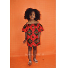 Load image into Gallery viewer, Mother and Daughter Dashiki Family Clothing African Dresses for Women - shopbabyitems