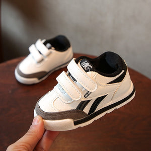 Fashion Summer Children Shoes Flat Boys Girls Stripe Sport Running Shoes Sandals Breathable Unisex Soft Kids Sneakers - shopbabyitems