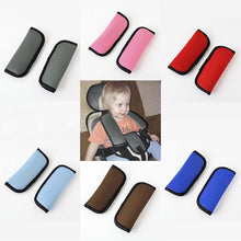 Load image into Gallery viewer, Five-point safety belt Bebe accessories universal chair car safety belt Crotch shoulder protector - shopbabyitems