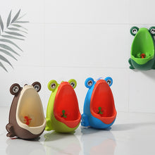 Load image into Gallery viewer, Frog Children's Urinal for Boy Pot Children's Potty Urinal Children's Potty Child Urinal - shopbabyitems
