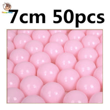 Load image into Gallery viewer, 50 pcs lot Eco-Friendly Colorful Balls Plastic Ocean Balls Funny - shopbabyitems