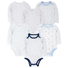 Load image into Gallery viewer, Baby Girl Clothes Cotton Pyjamas Long Sleeve body dziecko 0-12M vetement bebe garcon Body bebe Newborn Baby Clothing - shopbabyitems