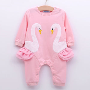 Baby Girl Clothes Set Toddler Cotton Suit Kids Girl Outfits Spring Tracksuit Infant Clothing Set - shopbabyitems