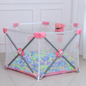 Not Installation Baby Playpen Fence Safety Barrier For 0-6Y Kids Children Playpen - shopbabyitems