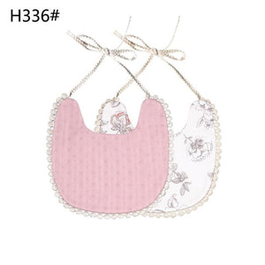 Infant Baby Girl Boy Bib Kid Toddler Dinner Feeding Tassel - shopbabyitems