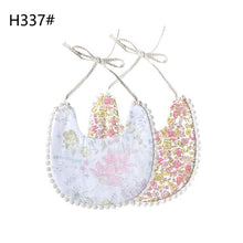 Load image into Gallery viewer, Infant Baby Girl Boy Bib Kid Toddler Dinner Feeding Tassel - shopbabyitems