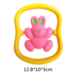 Infant Rattle Teething Baby Toys Bottle Storage Shake Grab Baby Hand Development Teethers Toy Set Newborn Toddler - shopbabyitems