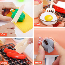 Load image into Gallery viewer, Kid's Kitchen Toys Children Kitchenware Simulation Cooking Toy Set - shopbabyitems