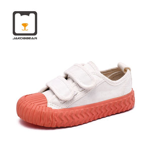 Kids Cavans Casual Shoes for Girls Boys Children Canvas Garden Sneakers - shopbabyitems