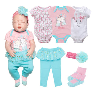 Cotton Cartoon Baby Girl Boy Clothes Set Short Sleeve Summer Infant Girl Dress Suit - shopbabyitems